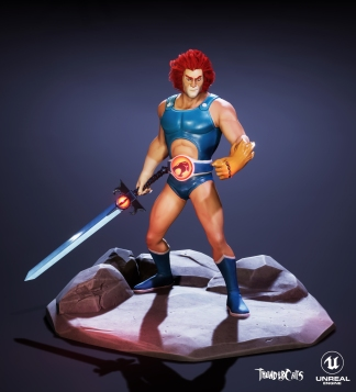 LION-O fan art